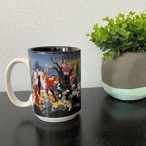Walt Disney World RARE Ceramic Mug 12oz